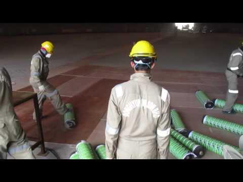Pluvex Base Bitumen LNG Tank