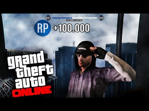 SPOSÓB NA 100.000 RP W GODZINĘ - GTA ONLINE / DEV
