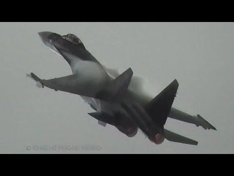 Sukhoi Su-35S Super-Flanker
