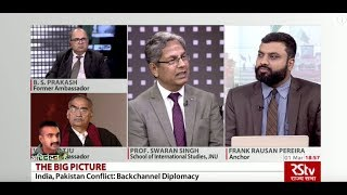 The Big Picture - Backchannel Diplomacy