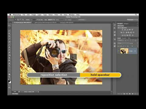 Photoshop CS6: Working With Marquee Tools | Lynda.com Tutorial