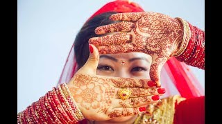 New Nepali Wedding Highlight || Nisha Weds Yogendra || 2074 - 01- 17