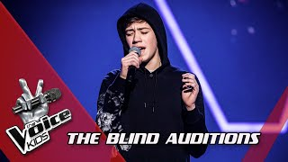 Rune - 'Otherside'   Blind Auditions   The Voice Kids   VTM