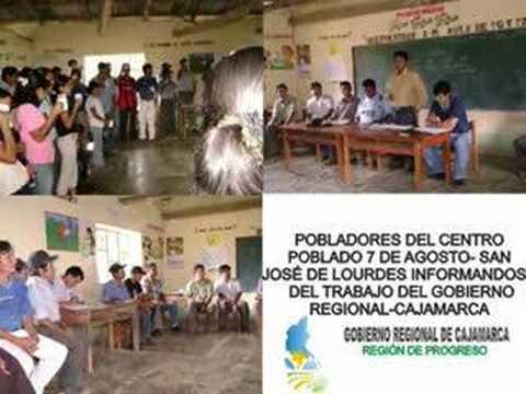 Region Cajamarca