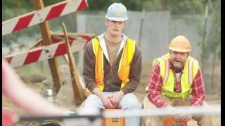 Construction TV Commercial