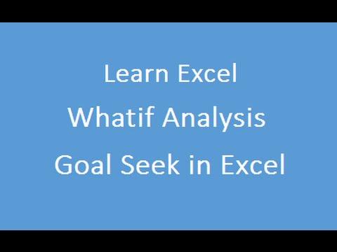 whatif-analysis---goal-seek-function-in-hindi