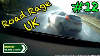 UK Bad Drivers, Road Rage, Crash Compilation #12 [2015]