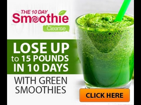 Healthy Green Smoothie Recipes For Weight Loss How To Lose