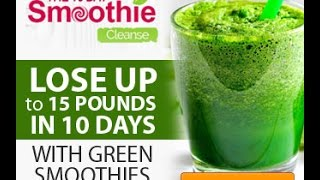*$%Healthy Green Smoothie Recipes For Weight Loss -  How To Lose Weight In 10 Days!*$%