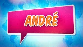 Joyeux anniversaire André