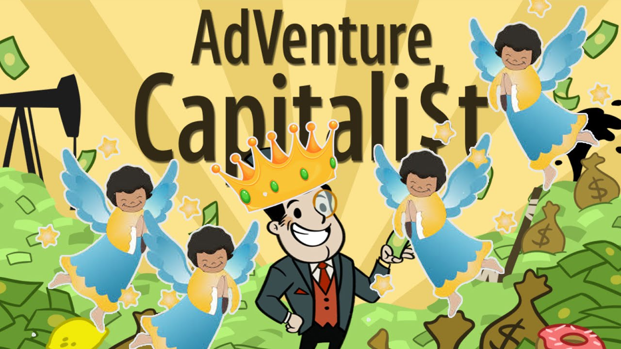 Download AdVenture Capitalist App for Free: Read Review ...