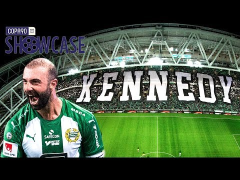 The Man Behind Football's Greatest Goal Celebration | Kennedy Bakircioglu | Hammarby's Number 10