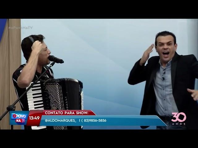 "Aldo Marques agita o sábado do ""O Povo na Tv""  - O Povo na TV"