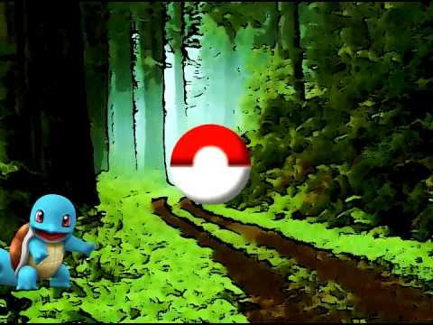 Pokemon Capture Pikachu Animation FAIL!. With Point Outs Of Animation Failures! Pikachu Vs Squirtle