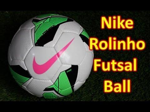 b6f23998d8 Nike Rolinho Premier Futsal Ball Review - YouTube