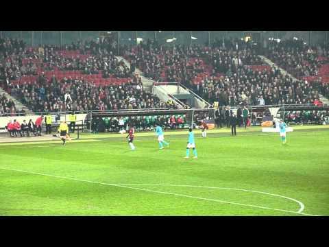 Hannover 96 gegen Standard Lüttich