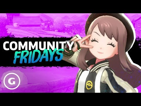Battle Us In Pokemon Sword and Shield! | GameSpot Community Fridays