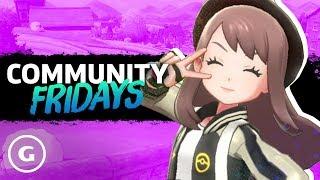 Battle Us In Pokemon Sword and Shield!   GameSpot Community Fridays