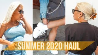SUMMER 2020 TRENDS TO ROCK | Summer Haul Try-On & How to Style This Season's Most Popular Trends