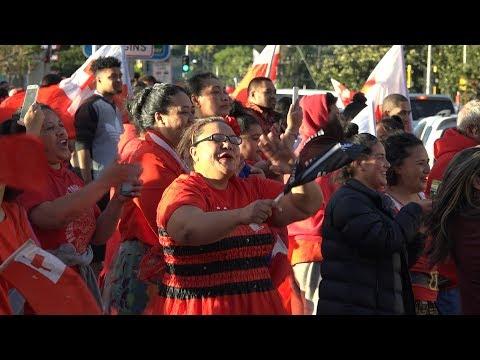 RLWC17 Tonga claim famous victory over Kiwis