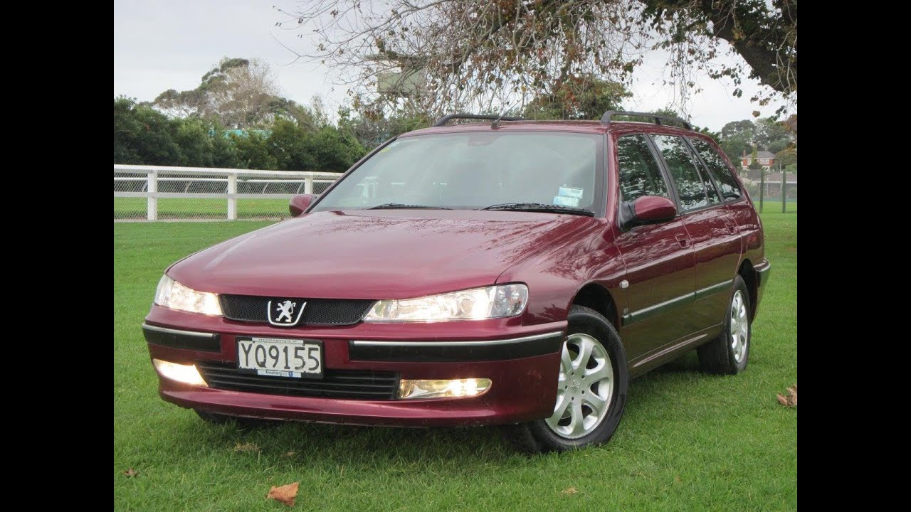 1999 peugeot 406 hdi nz new estate wagon no reserve cash4cars cash4cars sold youtube. Black Bedroom Furniture Sets. Home Design Ideas