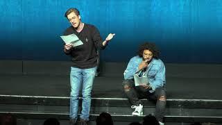 Blindspotting  || CinemaCon 2018 Presentation || Daveed Diggs, Rafael Casal || SocialNews.XYZ
