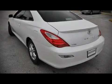 2007 toyota camry solara coupe in sanford fl 32771 youtube. Black Bedroom Furniture Sets. Home Design Ideas