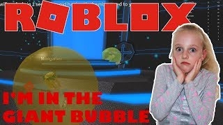 Roblox Epic Minigames I'm In The Giant Bubble | Suziegameplay