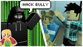 Hacker vs Bully - Roblox
