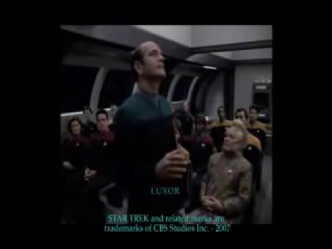 Best Tenor of Star Trek - A Gorgeous Actor Robert Picardo...