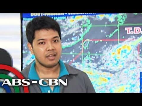 TV Patrol: Ilang bahagi ng Metro Manila, binaha dahil sa malakas na ulan