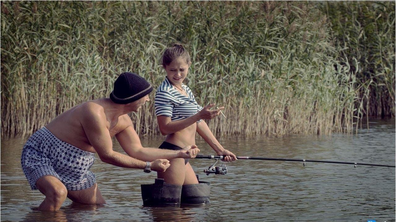 смешные картинки мужики на рыбалке