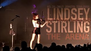 Lindsey Stirling - The Arena | Zenith Toulouse, France 03.31.2017