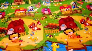 Игровой коврик с AliExpress/ Покупки для детей