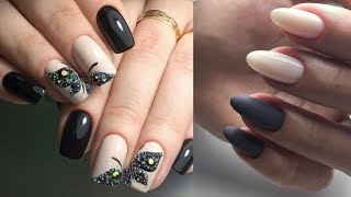 New Nail Art Designs Thin lines✔The Best Nail Art Tutorial Compilation #8