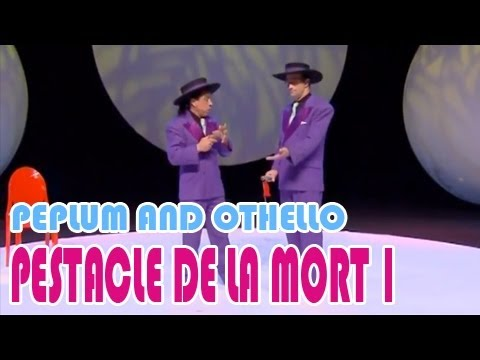 PEPLUM ET OTHELLO, Pestacle de la mort - Extrait 1