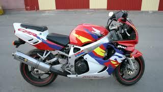 Краткий обзор и особенности эксплуатации мотоцикла Honda CBR919RR Fireblade