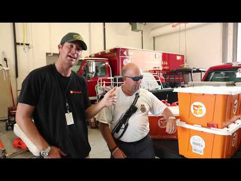 DIRECT RELIEF - HURRICANE IRMA RESPONSE UPDATE -- DELIVERY MEDICINE TO FLORIDA KEYS 9/13/2017