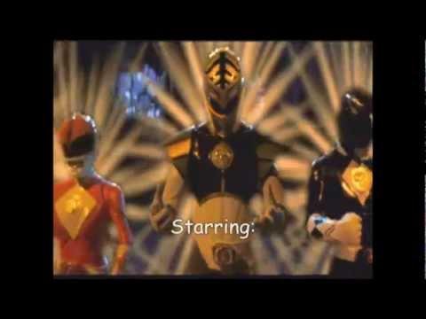 Power Rangers todos los openings - Parte 1