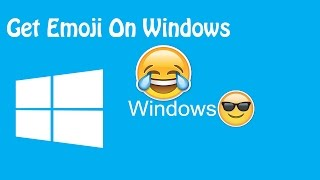 How to get emoji keyboard for Windows | On-Screen Touch Keyboard | # tips and tricks