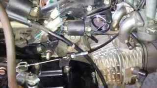 Repeat youtube video Honda blade new 2 silinder om2s cipondoh tangerang