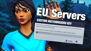 [EU] Custom Matchmaking Scrims With Subs! [Any Platform] CODE-truth[Fortnite Battle Royale Live]