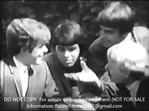 Paul Revere & The Raiders on touring with Gary Lewis