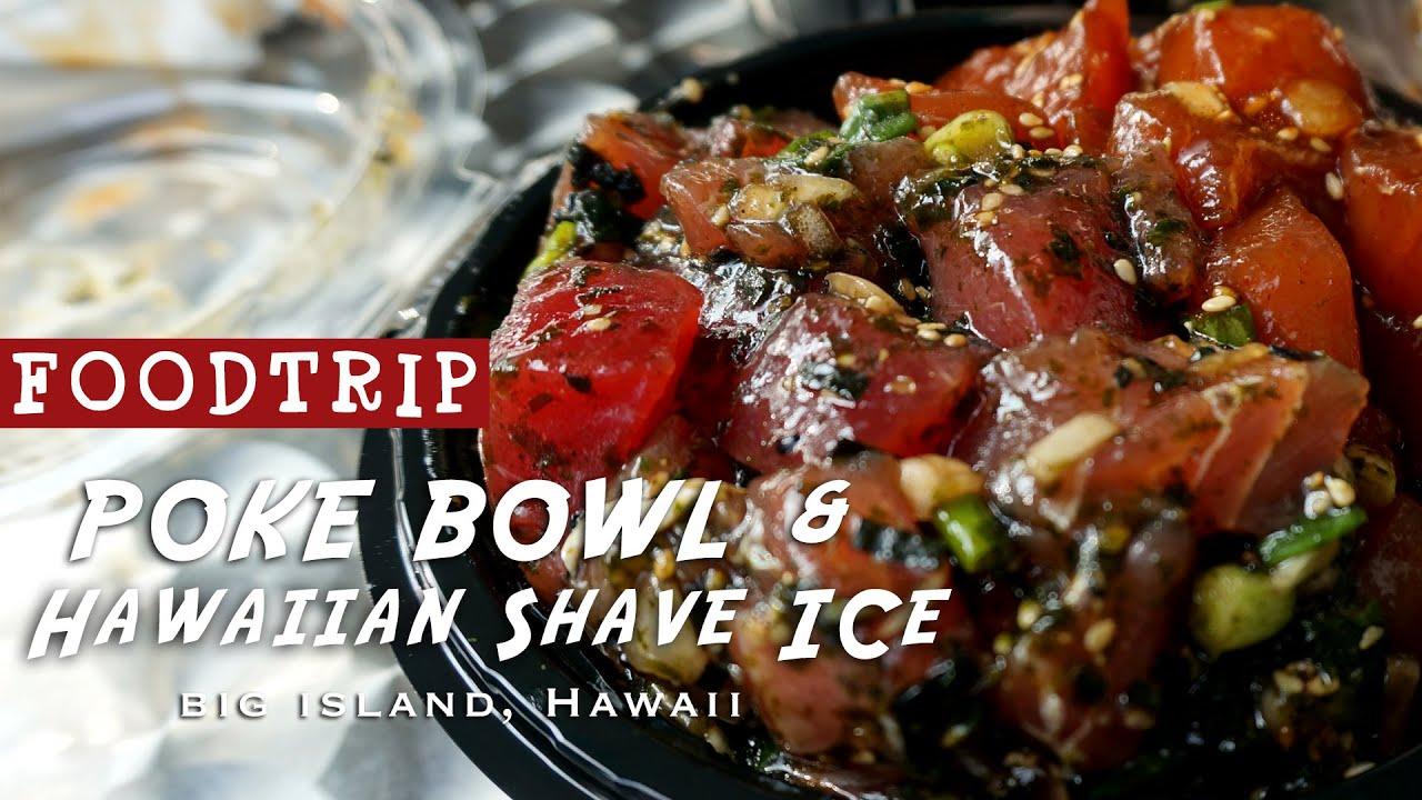 how to make the best poke bowl