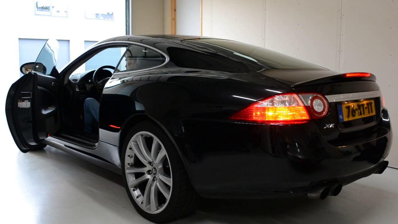 2007 Jaguar XK-R Start-up Arden Exhaust