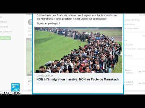 ما هو ميثاق مراكش للهجرة؟  - نشر قبل 3 ساعة