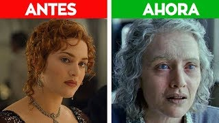 This is what the Titanic characters look like today