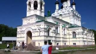 Церковь Святой Троицы (Ивангород)(Прекрасный звон колоколов., 2012-06-21T09:51:53.000Z)
