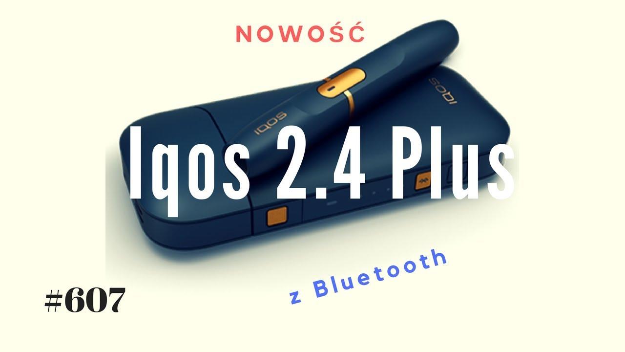 IQOS 2 4 Plus - podgrzewanie tytoniu  Test i instrukcja