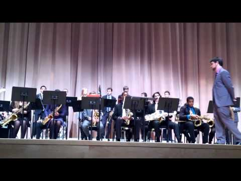 B.H.H.S Jazz Band- Big Noise From Winnetka